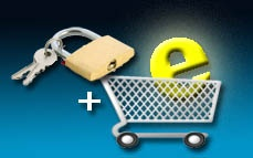 E-Commerce Website + Secure Area