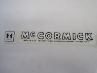 BDCL PT McC WGN