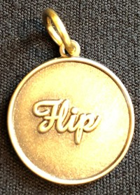 Bronze Colored: Flip