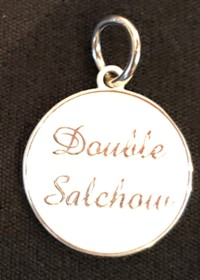 Silver Colored: Double Salchow