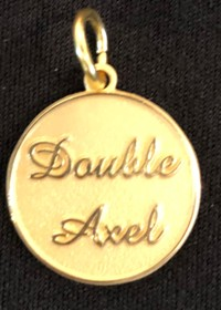 Gold Colored: Double Axel