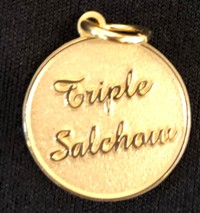 Gold Colored: Triple Salchow