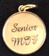 Gold Colored: Senior MIF