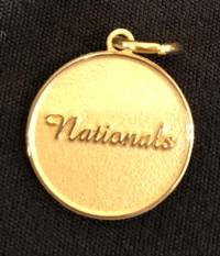 Gold Colored: Nationals