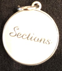 Silver Colored: Sectionals