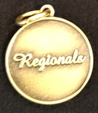Bronze Colored: Regionals